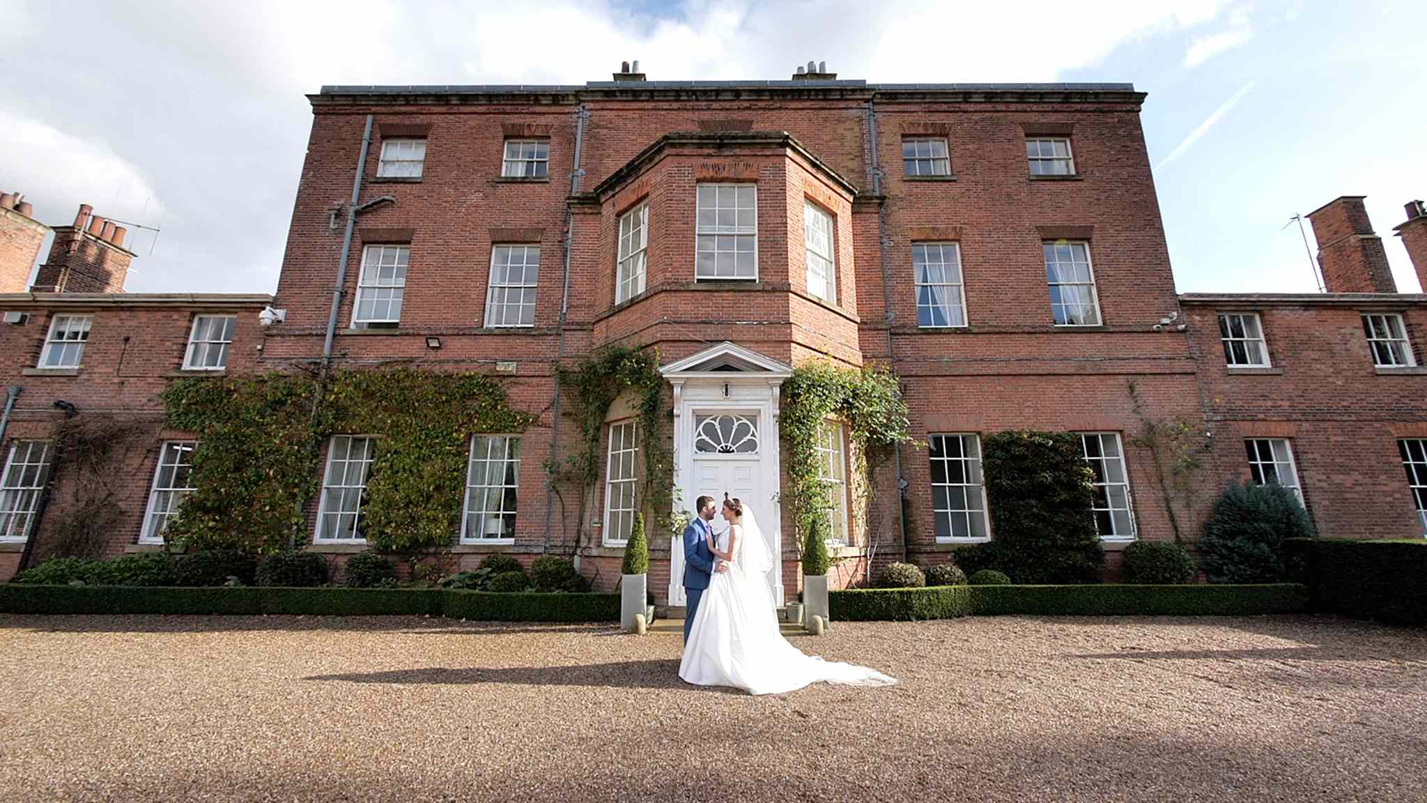 Wedding videographer Nottinghamshire